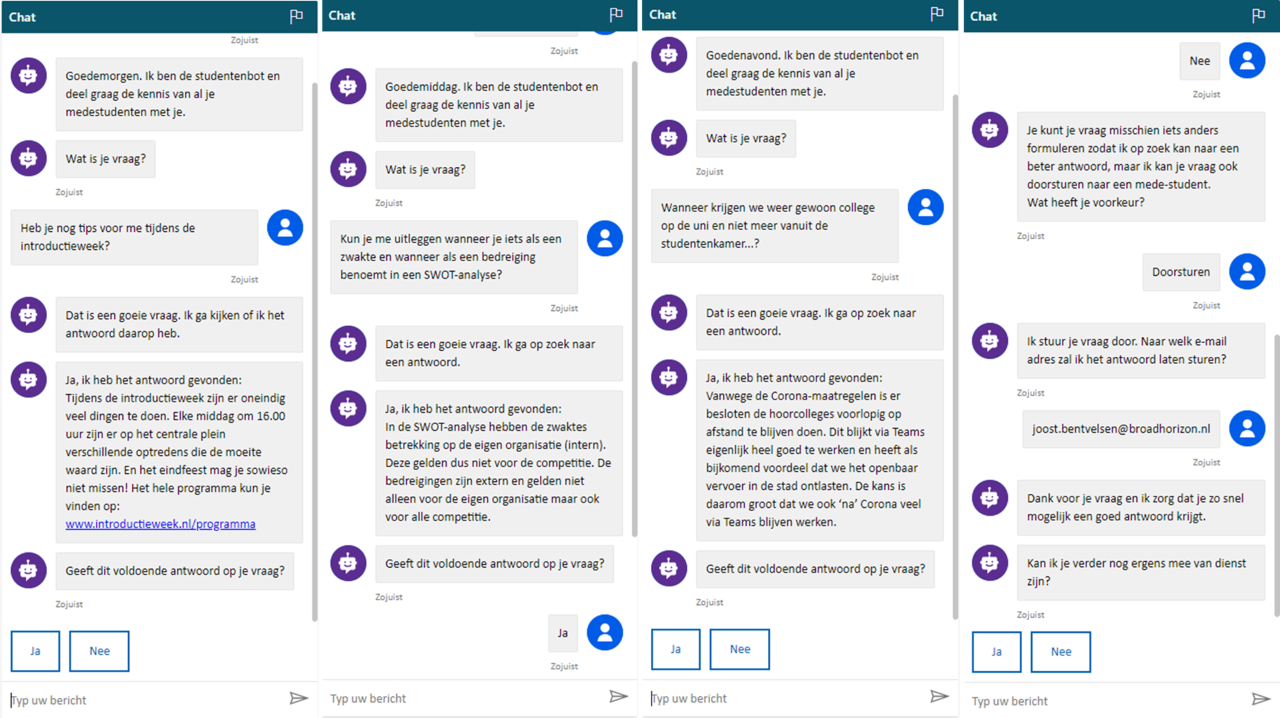 Van droom naar werkelijkheid in twee middagen: hoe een chatbot het onderwijs kan veranderen…
